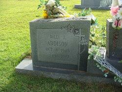 Billy Joe Addison