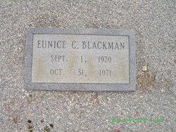 Eunice <i>Creech</i> Blackman