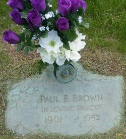 Paul Evan Brown