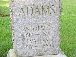 Evelina Anvilla <i>Spoor</i> Adams