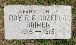 Infant son Brimer