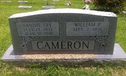 Vannie Lee Cameron
