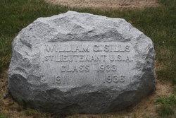 Lieut William Gray Sills, Jr