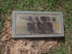 Callie <i>Marrow</i> Whitener
