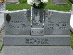 Lydia S <i>Sonnier</i> Roger