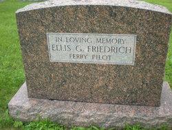 Air Pilot Ellis Gustave Friedrich