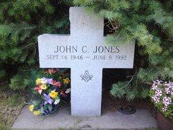 John Curry Jones