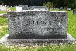 Genie Green <i>Charles</i> Holland