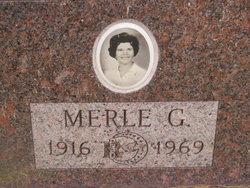 Merle Geneva <i>Cross</i> Acord