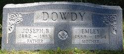 Joseph Burt Dowdy