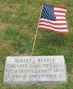Albert Byerly