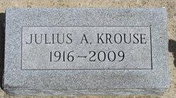 Julius A. Krouse