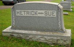 Carrie <i>Hetrick</i> Sue