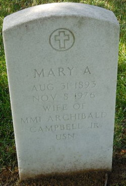 Mary A Campbell