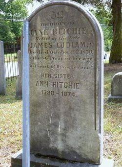 Ann Ritchie