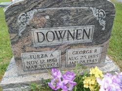 Mrs Tirza <i>Truex</i> Downen