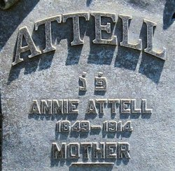 Annie <i>Roth</i> Attell
