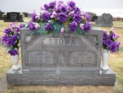 Ellie S. <i>Bynum</i> Brown