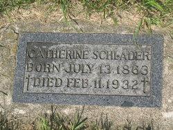 Catherine Schlader