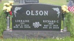 Alice Lorraine Sis <i>Pratt</i> Olson