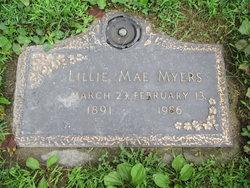 Lillie Mae <i>Riding</i> Myers