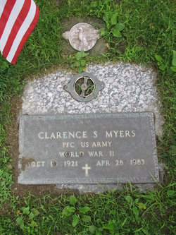 Clarence Stewart Barney Myers