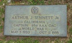 Arthur John Sennett