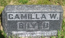 Camilla W. Bilyeu
