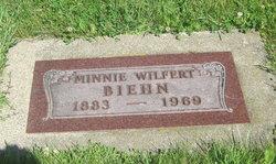 Wilhemina Margaret <i>Wilfert</i> Biehn