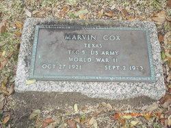 Marvin Cox