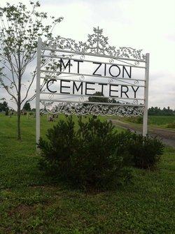 Mount Zion Baptist Cemetery