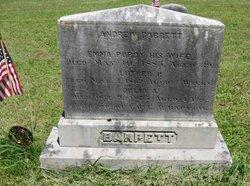 Luther P Barrett