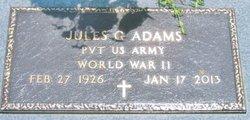 Jules Gayral Adams