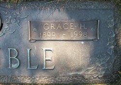 Grace Helen <i>Sponagle</i> Struble