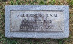 Dr Abraham Miller Bushong