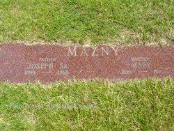Joseph Frank Mazny, Sr