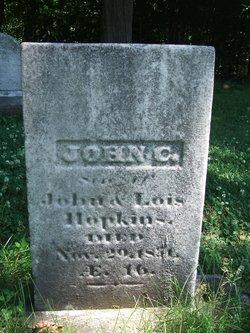 John C Hopkins