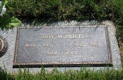 Roy M Price
