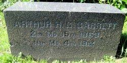 Arthur H.G. Garrett