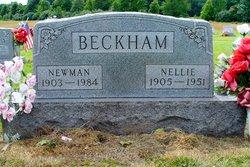 Nellie Pearl <i>Grigsby</i> Beckham