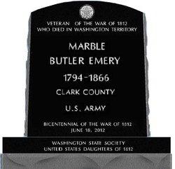 Butler Emery Marble