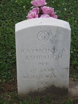 Raymond Sideye Ashbaugh