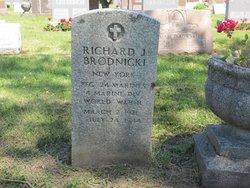 PFC Richard Joseph Brodnicki
