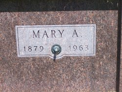 Mary A Lawrence