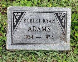 Robert Ryan Adams