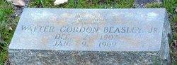Walter Gordon Beasley, Jr