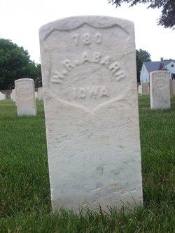 William R. Abarr