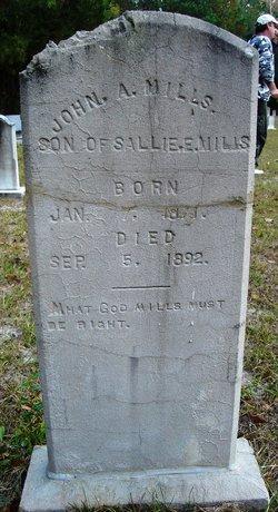 John A. Mills