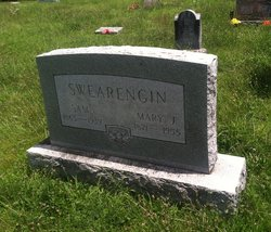 Mary Jane <i>Swearengin</i> Swearengin