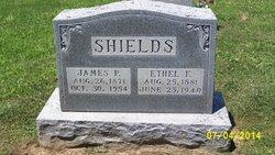 Ethel Florence <i>Snider</i> Shields